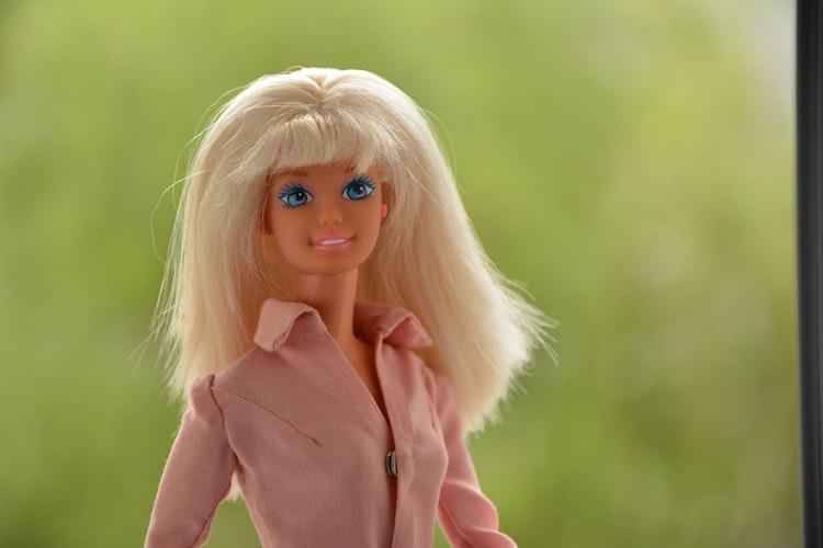 Barbie Injection Molding Image
