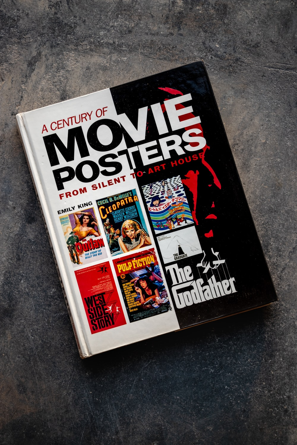 movie posters book