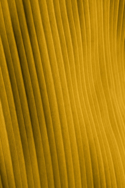yellow and white striped textile