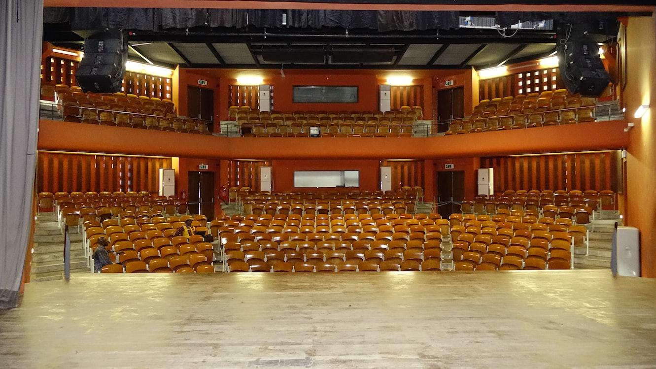 grande sala teatrale