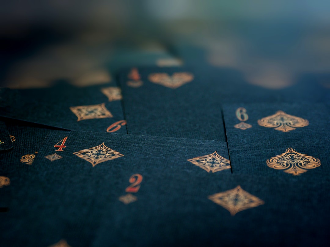 blue and yellow star print textile