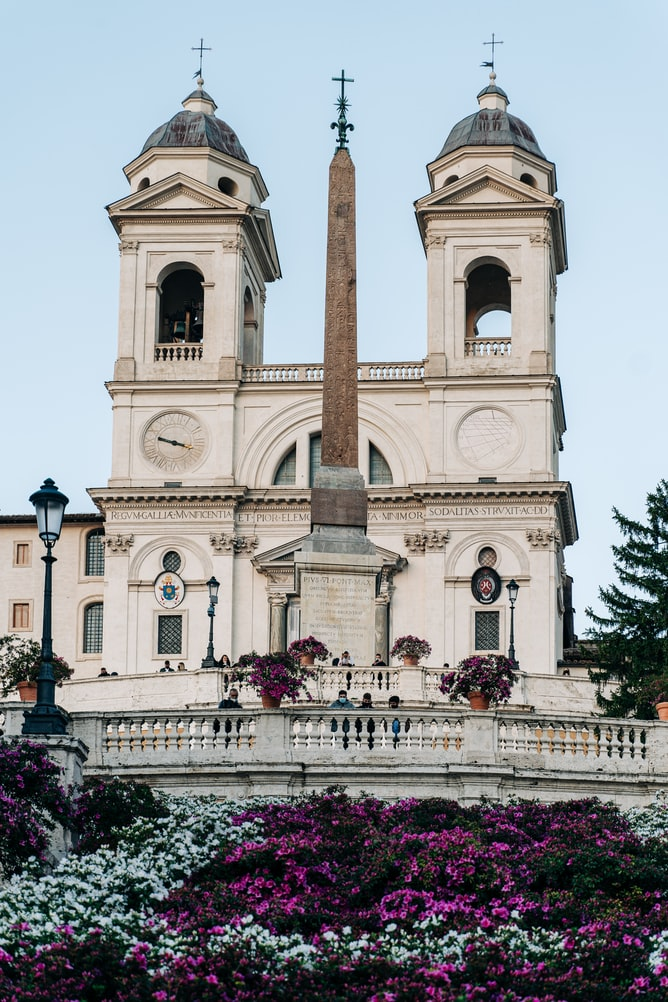 monuments to see in Rome