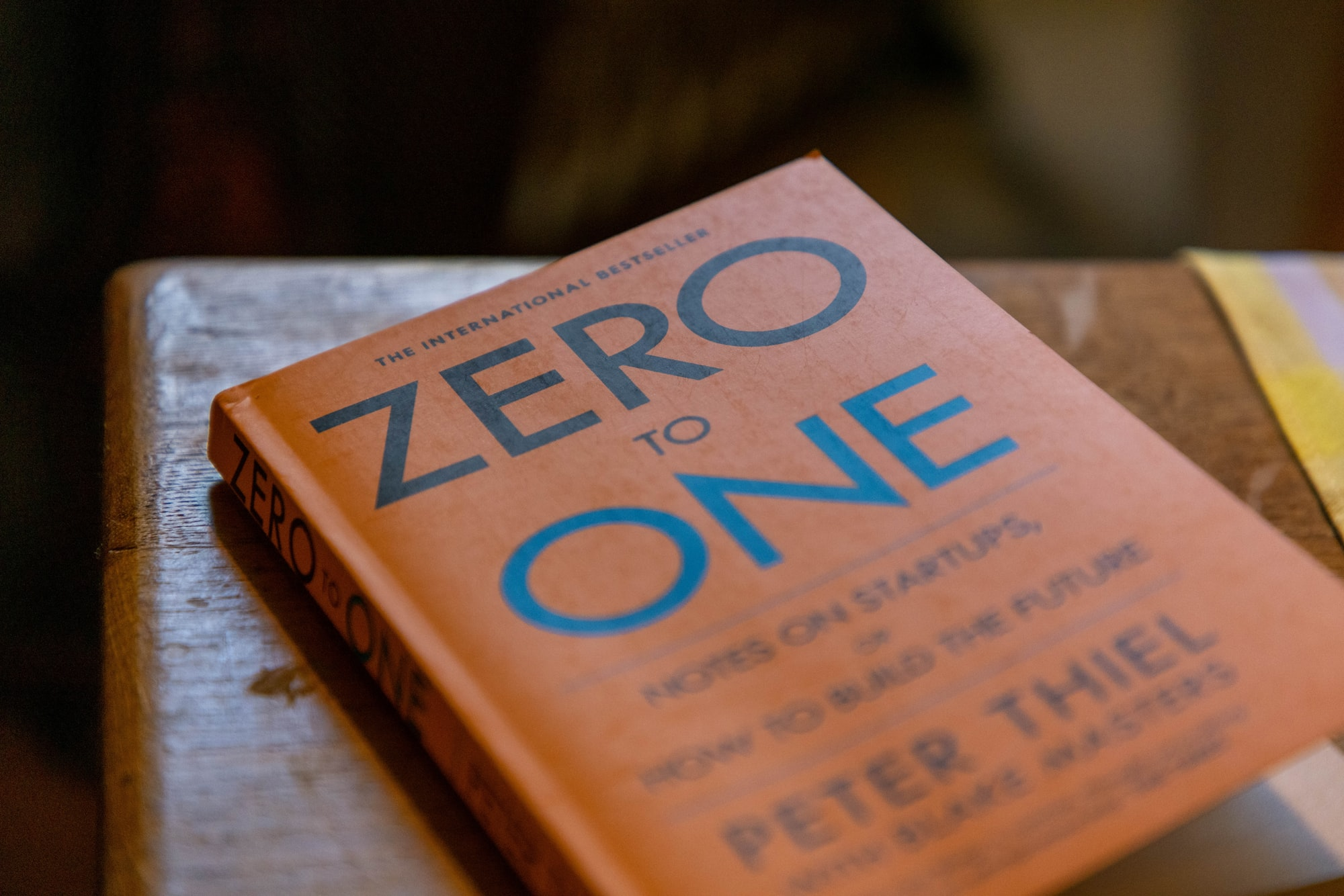 Six Learnings From PayPal's Founder Peter Thiel's Book: Zero ToOne