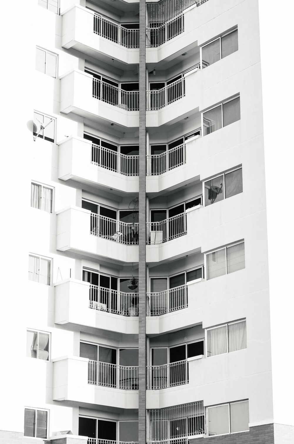 white concrete building during daytime