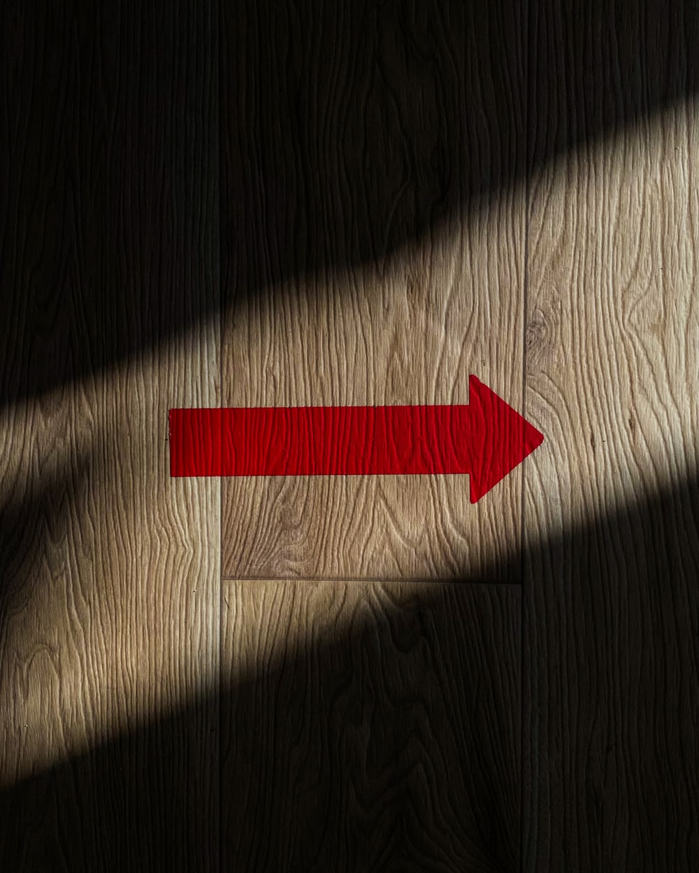 red and white x sign