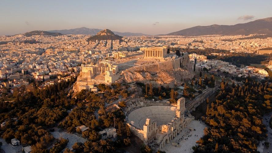 Acropolis & Parthenon, Greece, Iconic Landmarks in Europe