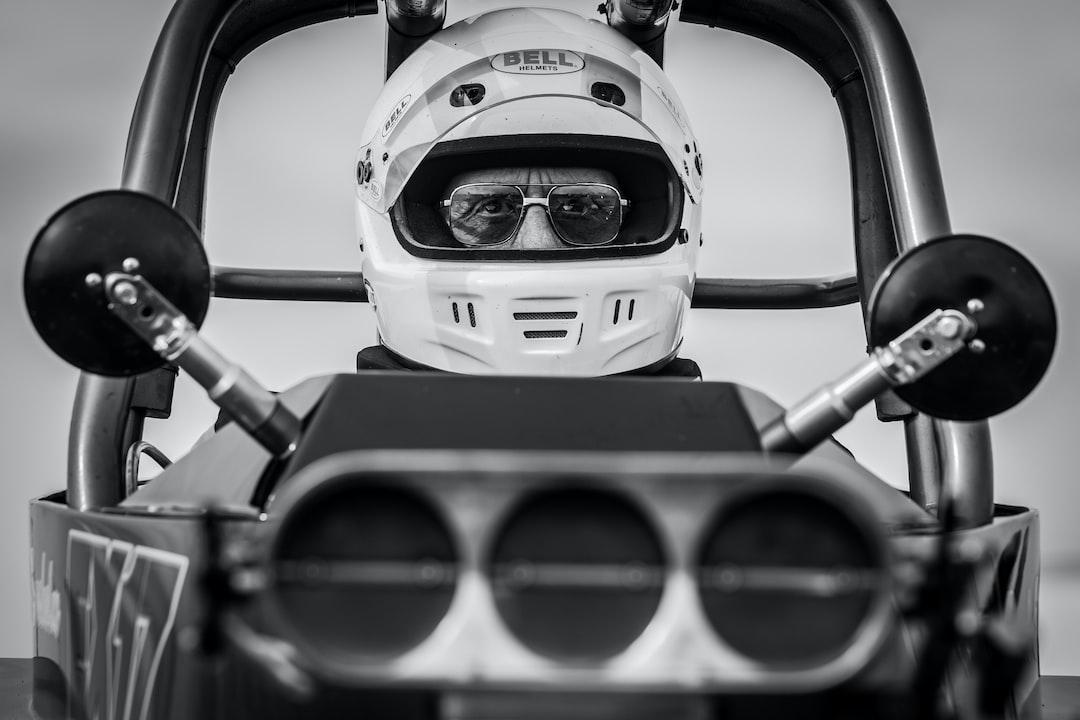 A Drag Racer Focuses On the Starting Lights. - unsplash