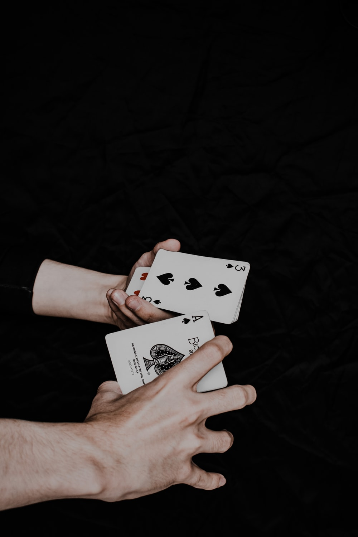 6 of spade playing card