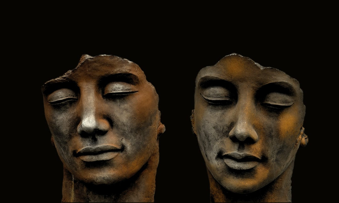 Beautiful Sculptures and Faces - unsplash