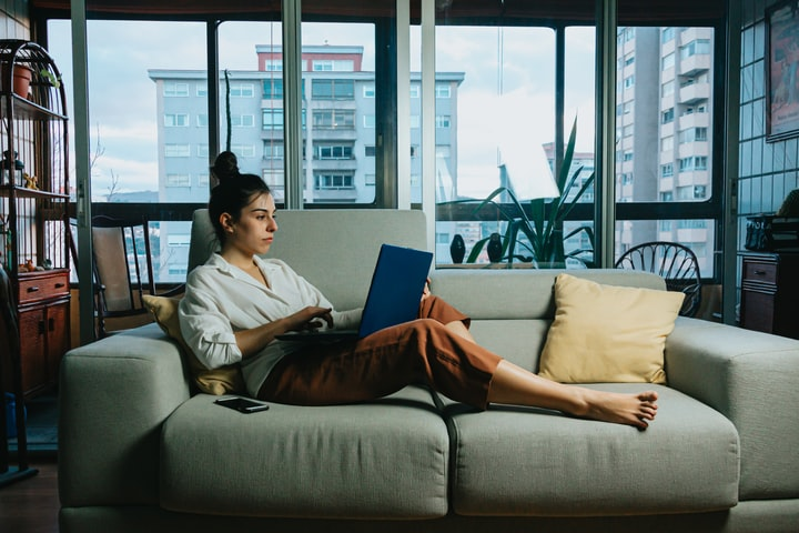 7 Tips To Beat The Working From Home Blues