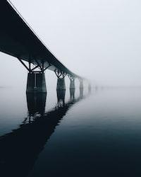bridge over body of water