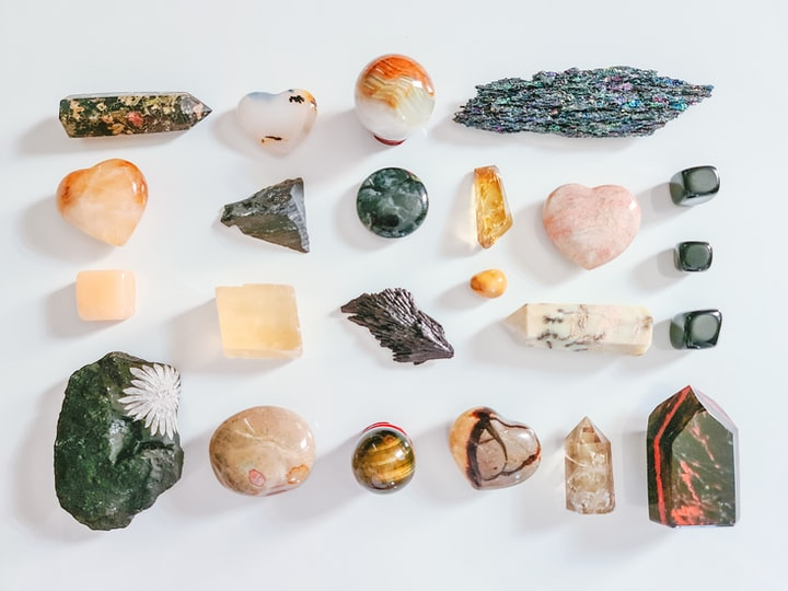 Crystal Terms For Beginners