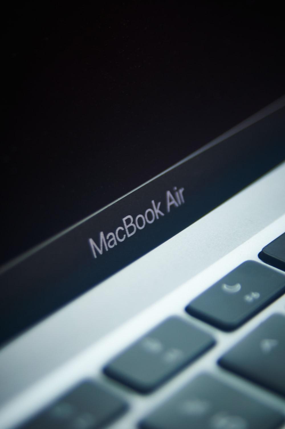black and white lenovo laptop
