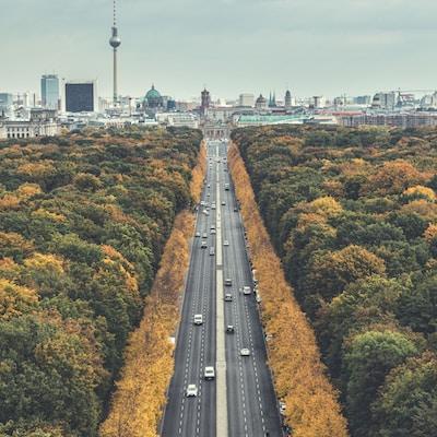 Photo of Berlin by Moises Gonzalez