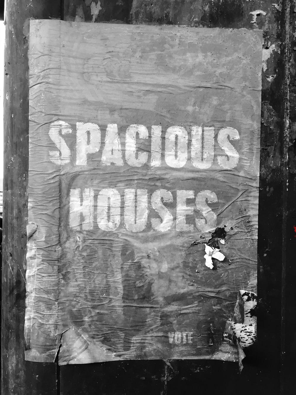 black and white happy birthday signage