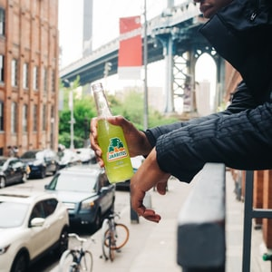 Jarritos Lime Balcony Chill