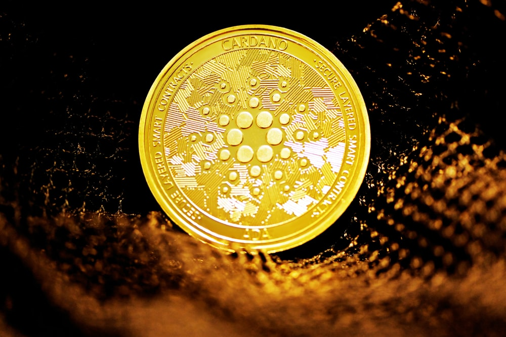 gold and silver round coin