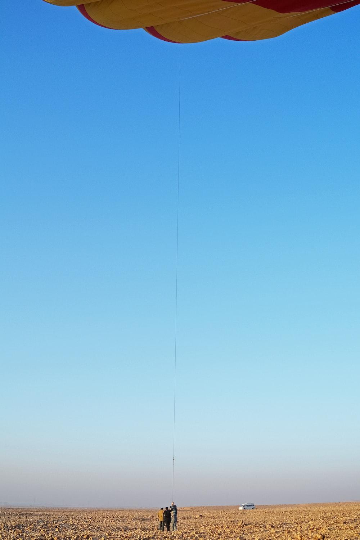 black metal post under blue sky during daytime