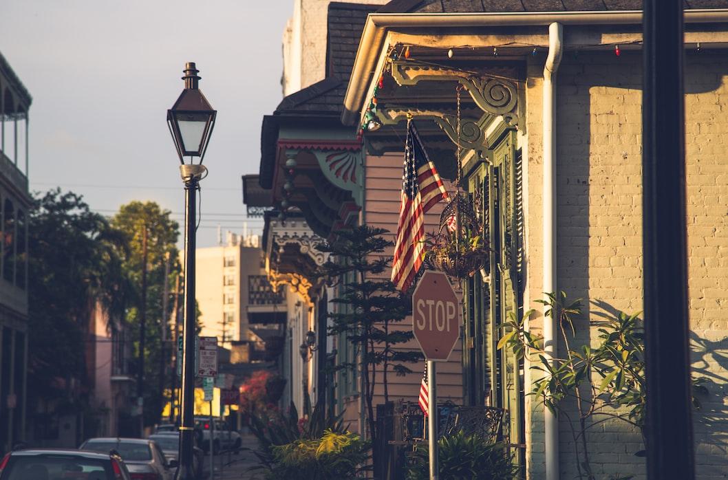 Luoghi Disney - New Orleans