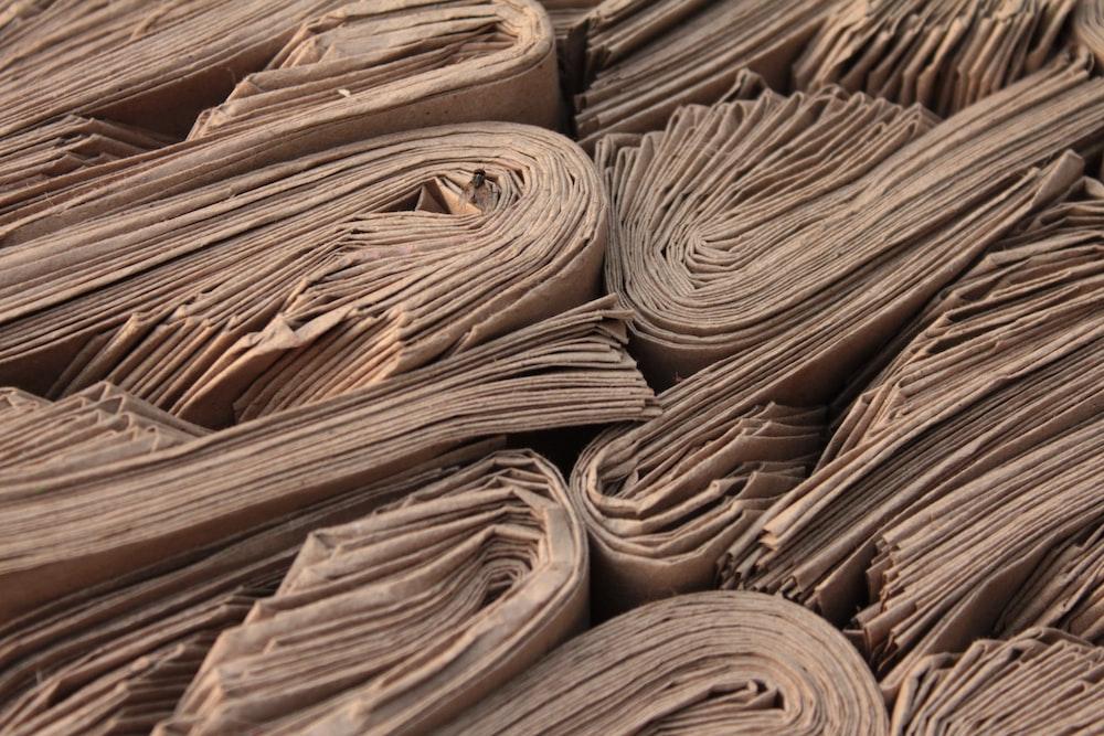 brown wooden sticks on brown wooden surface