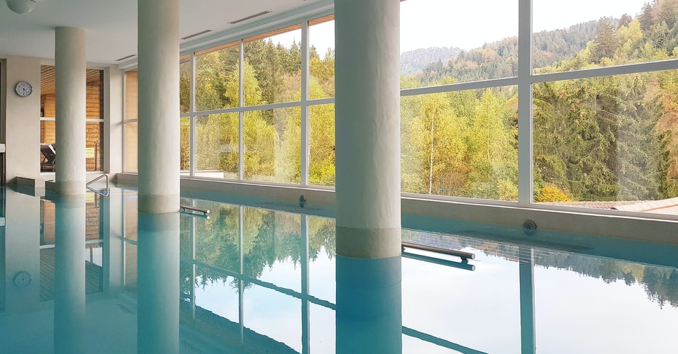 conventional swimming pool