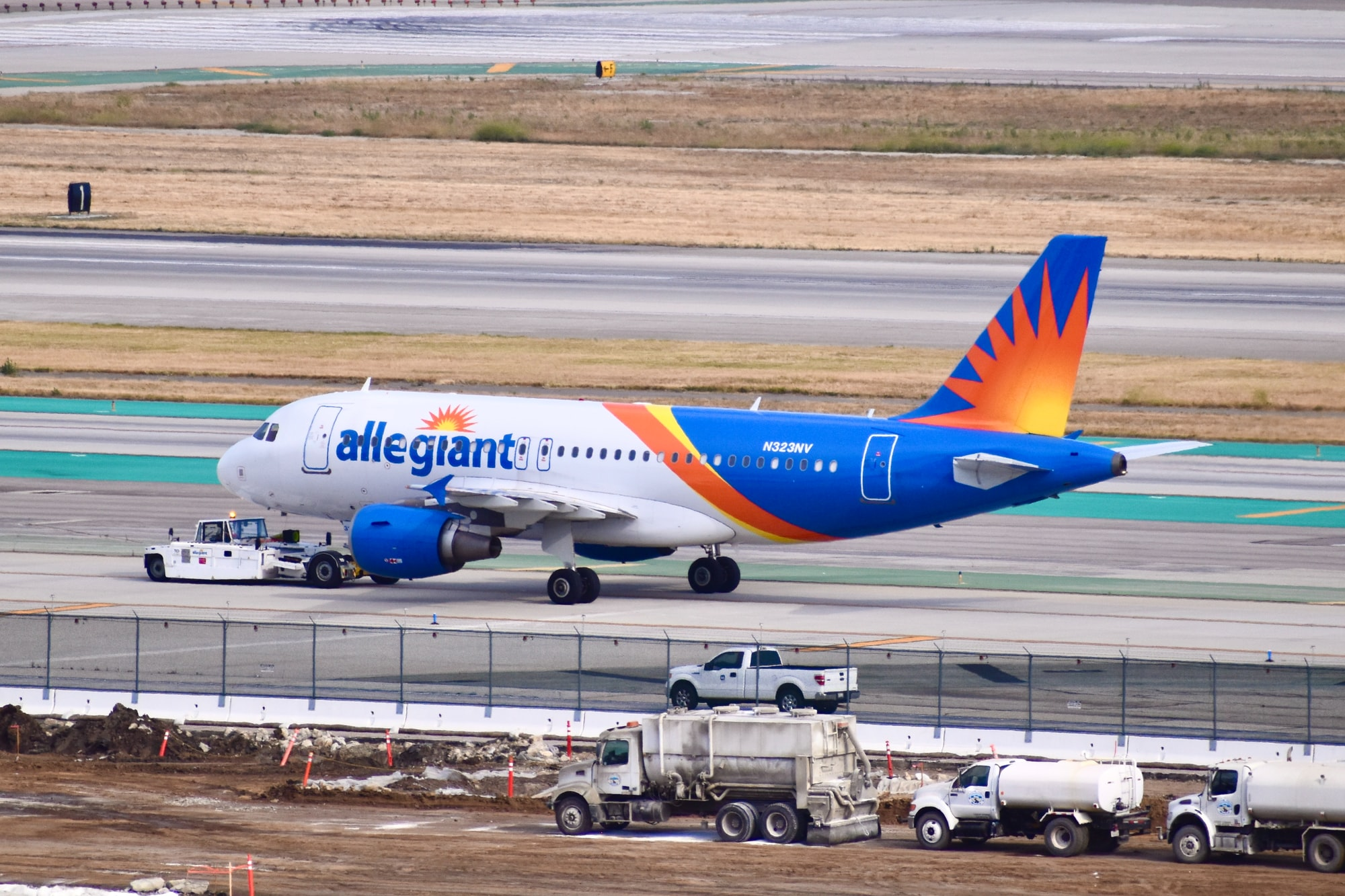 Allegiant Air Becomes Dulles International Airport's Newest Airline