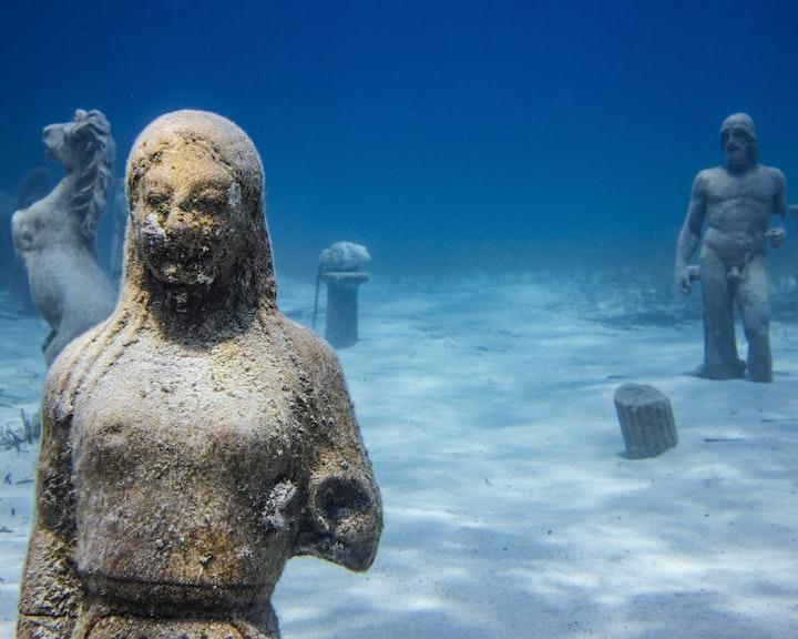 Atlantis - the perfect place