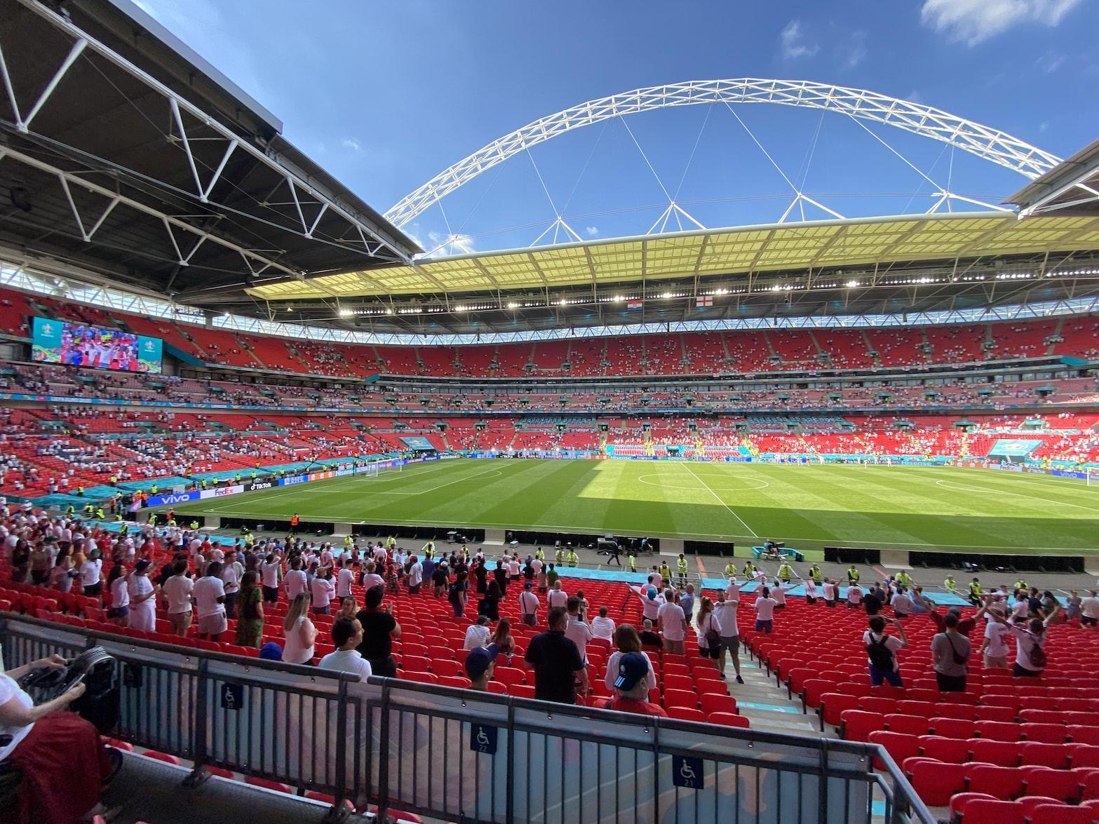 Euro 2020 England Wembley