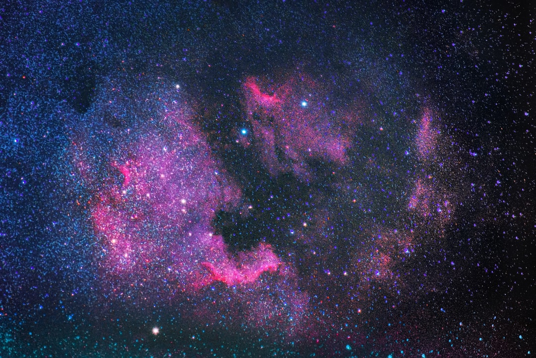 Purple and Black Galaxy Sky - unsplash