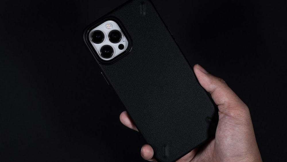 black and white remote control