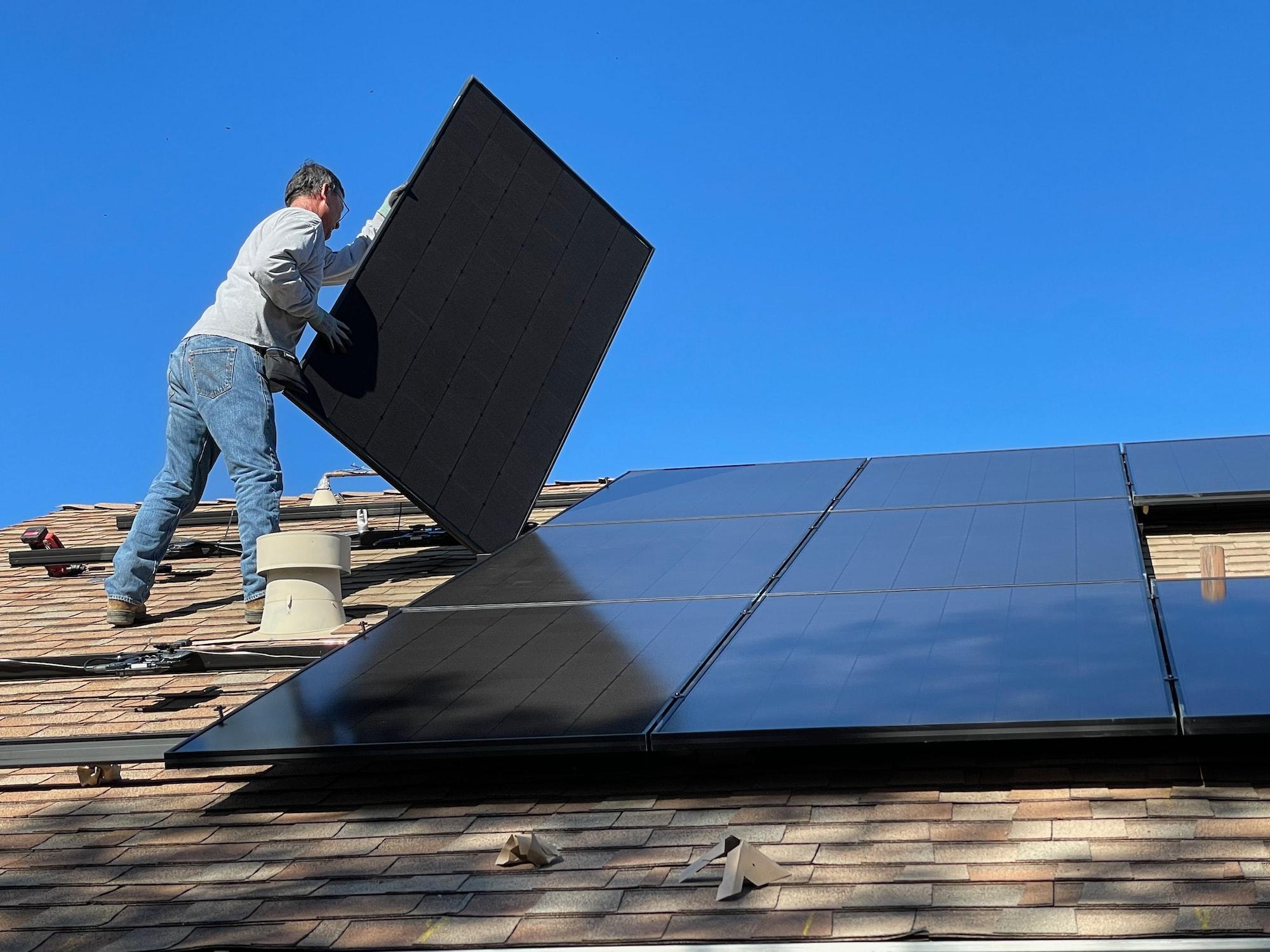 Solar Facebook Ads