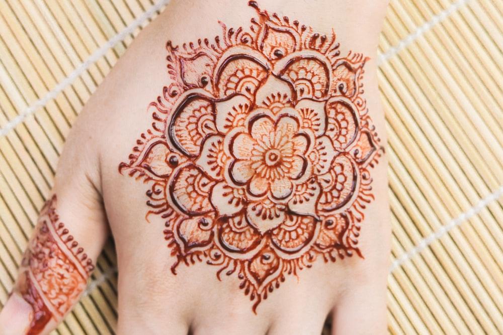 Mehndi Designs For Rakhi