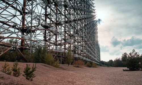 chernobyl nuclear facts