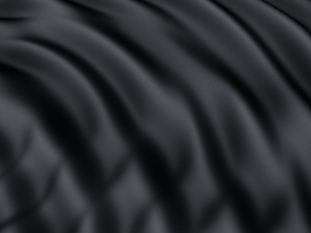 black and white stripe textile