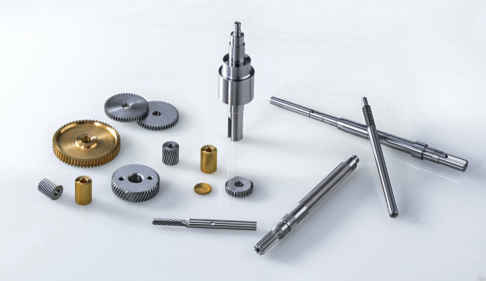 silver screw driver and round gold coins