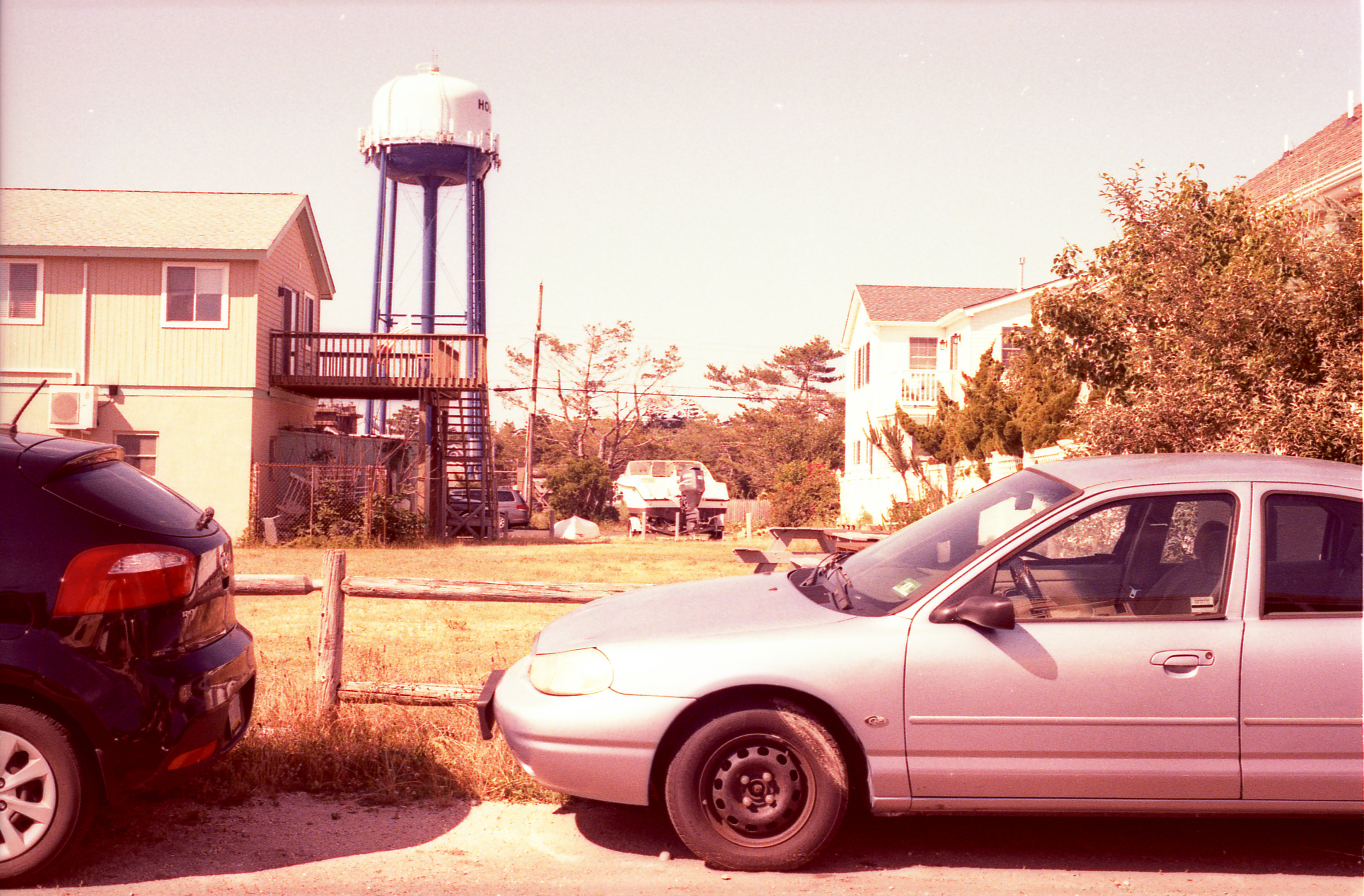 LBI summer on my Pentax point-and-shoot 35mm film camera. Kodak film developed and scanned at home.