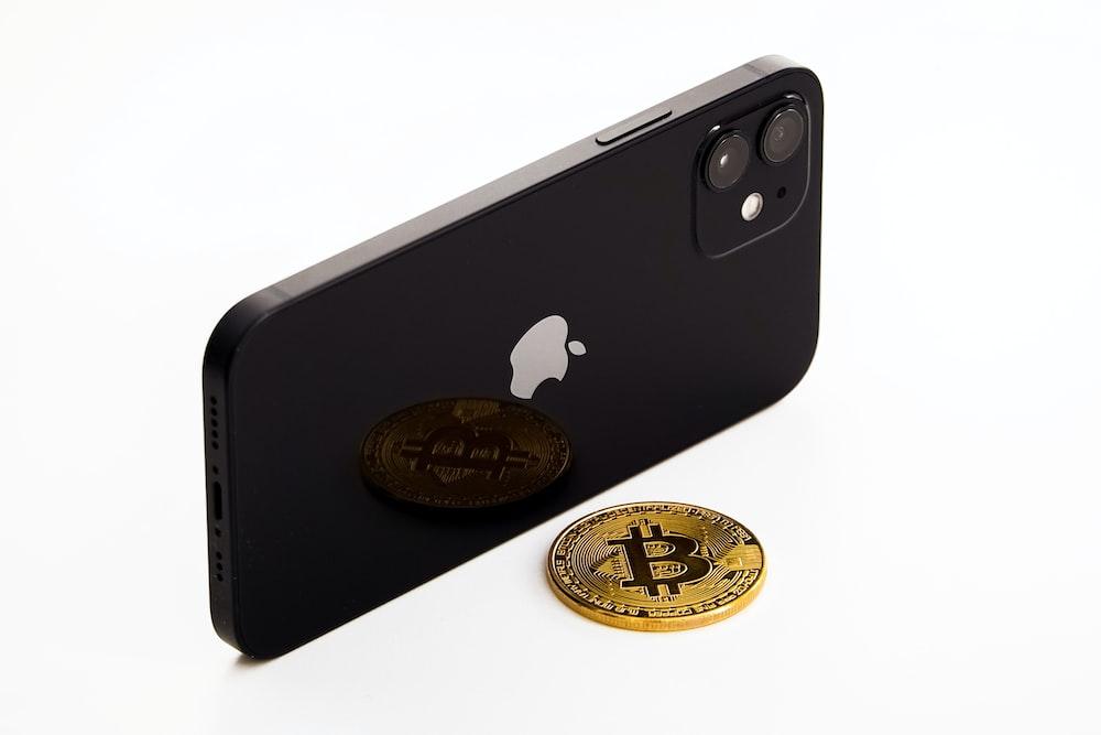 black iphone 7 plus with black case