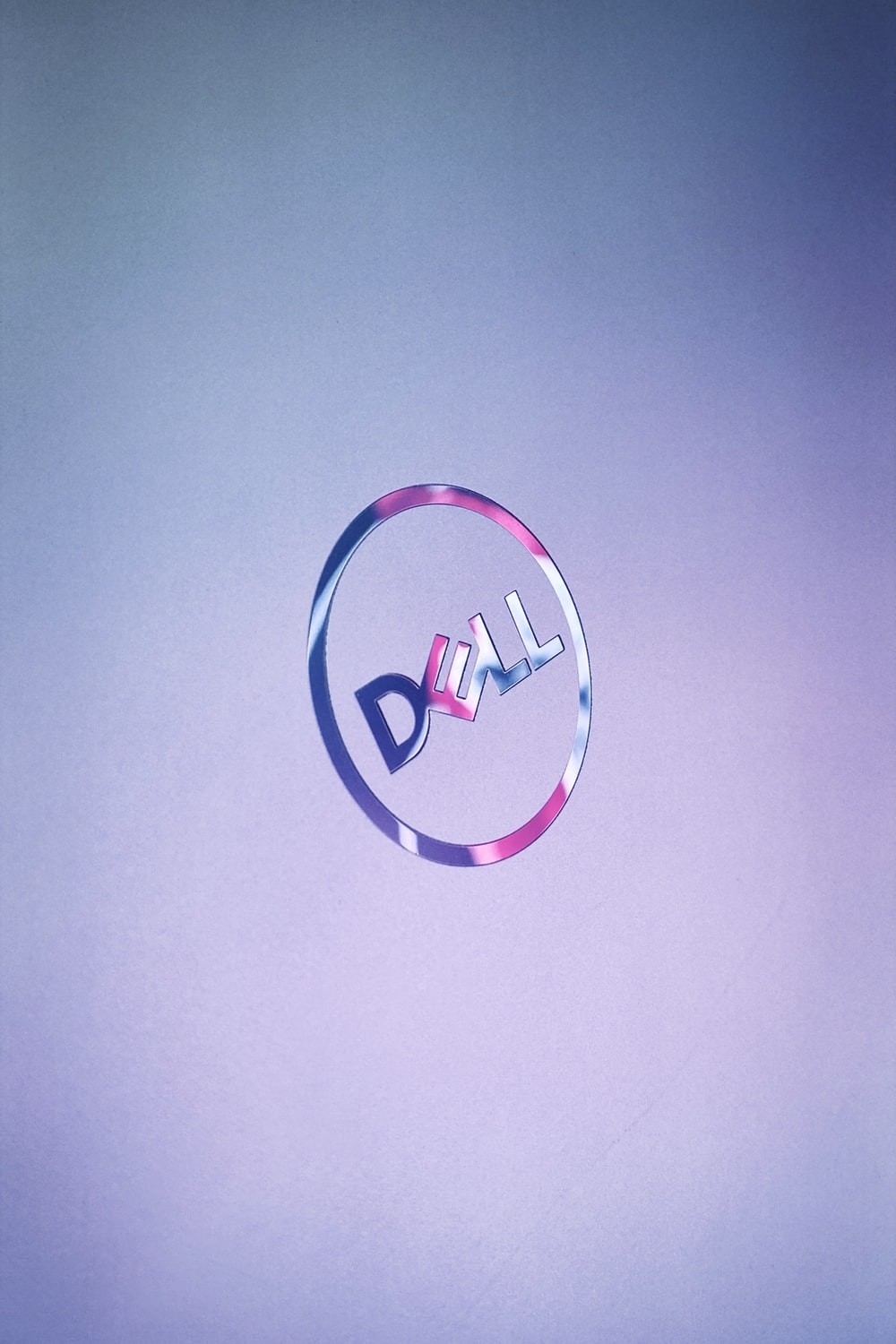 purple and white letter b logo