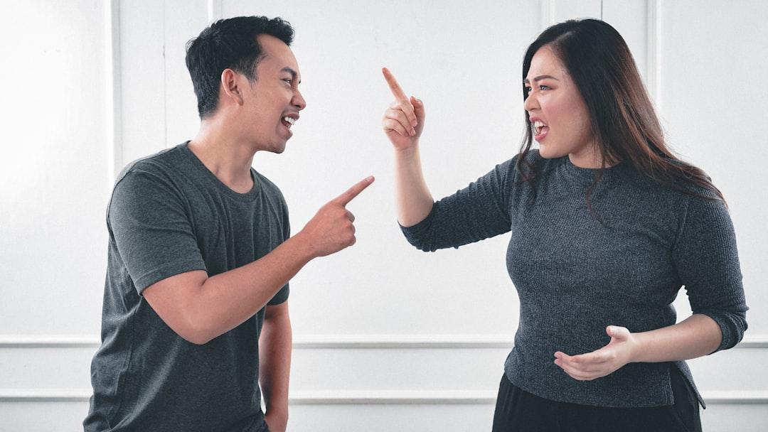 Conflict is goed voor je relatie