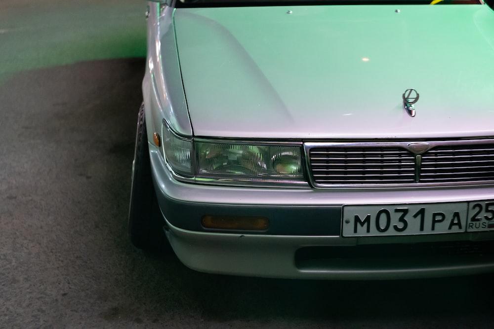 green mercedes benz c class