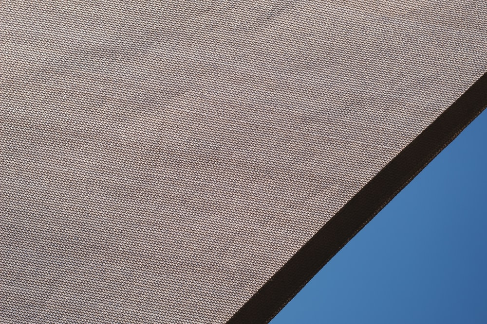 gray and black textile under blue sky during daytime