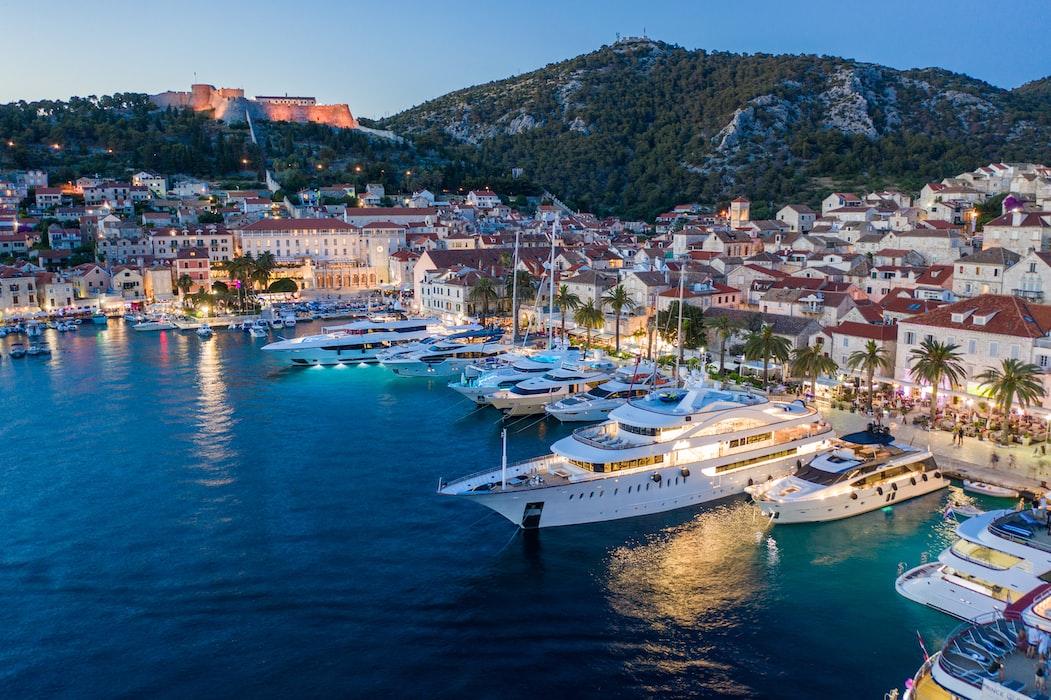 Hvar, Croatia honeymoon