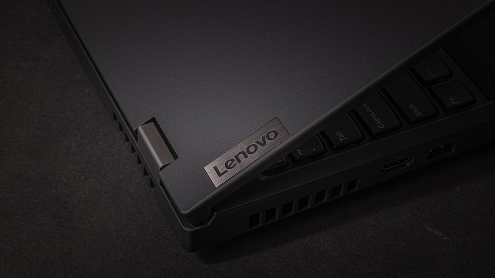 gray and black rectangular device