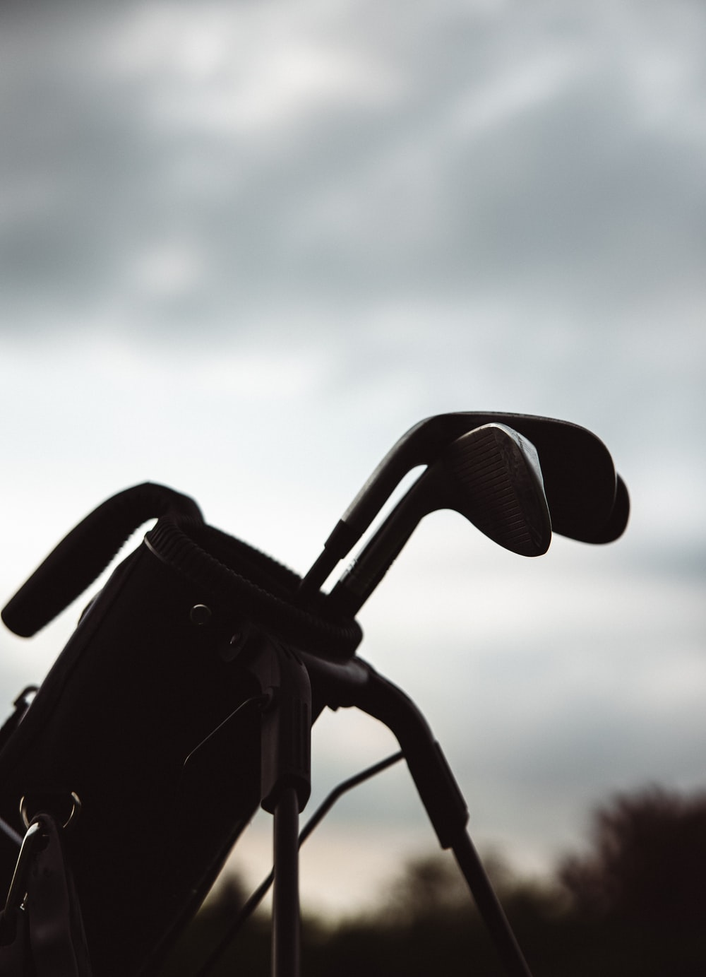 black and gray bicycle during daytime