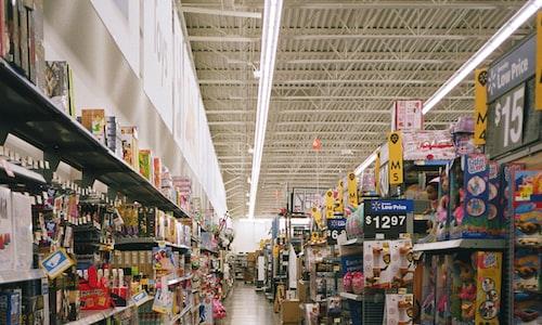 supermarket pickup line