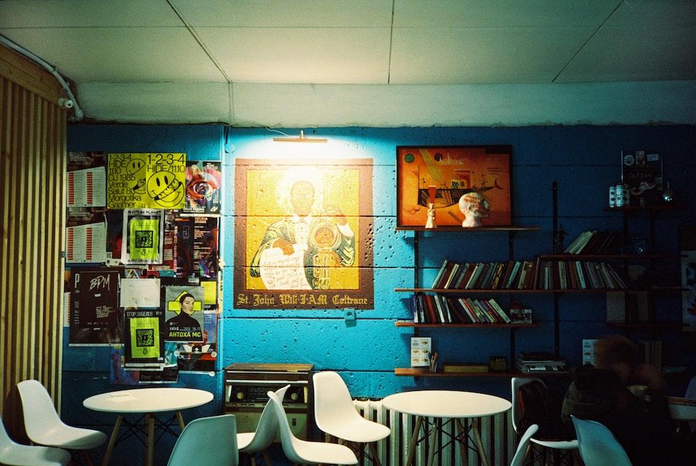 Retro Interior White-Eugene Zh