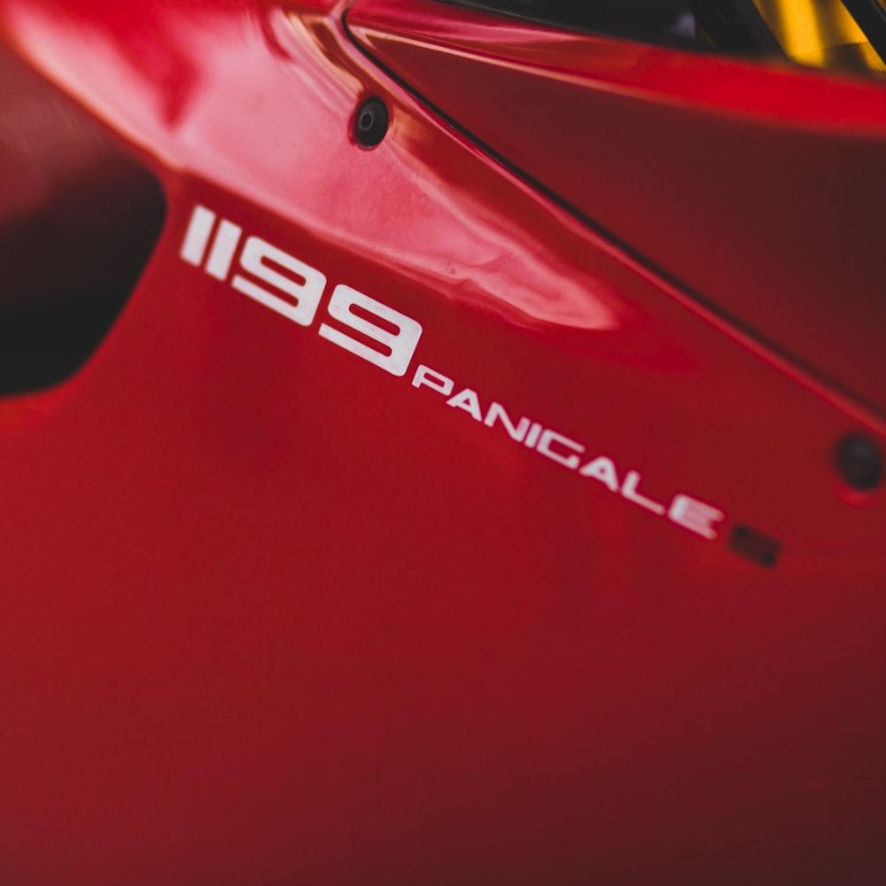 red and white honda car
