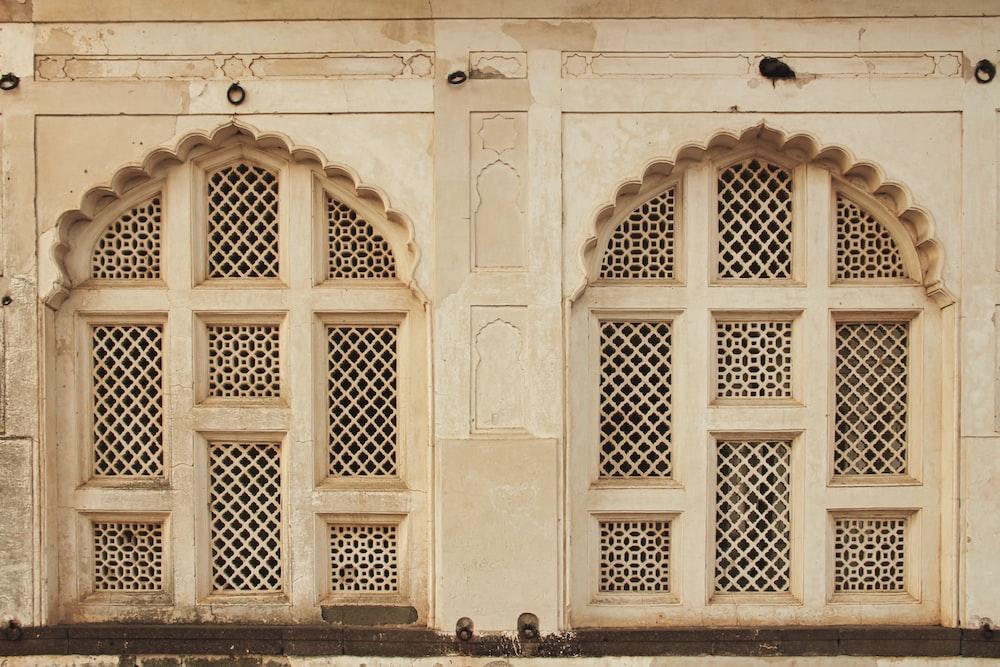 white wooden window frame during daytime