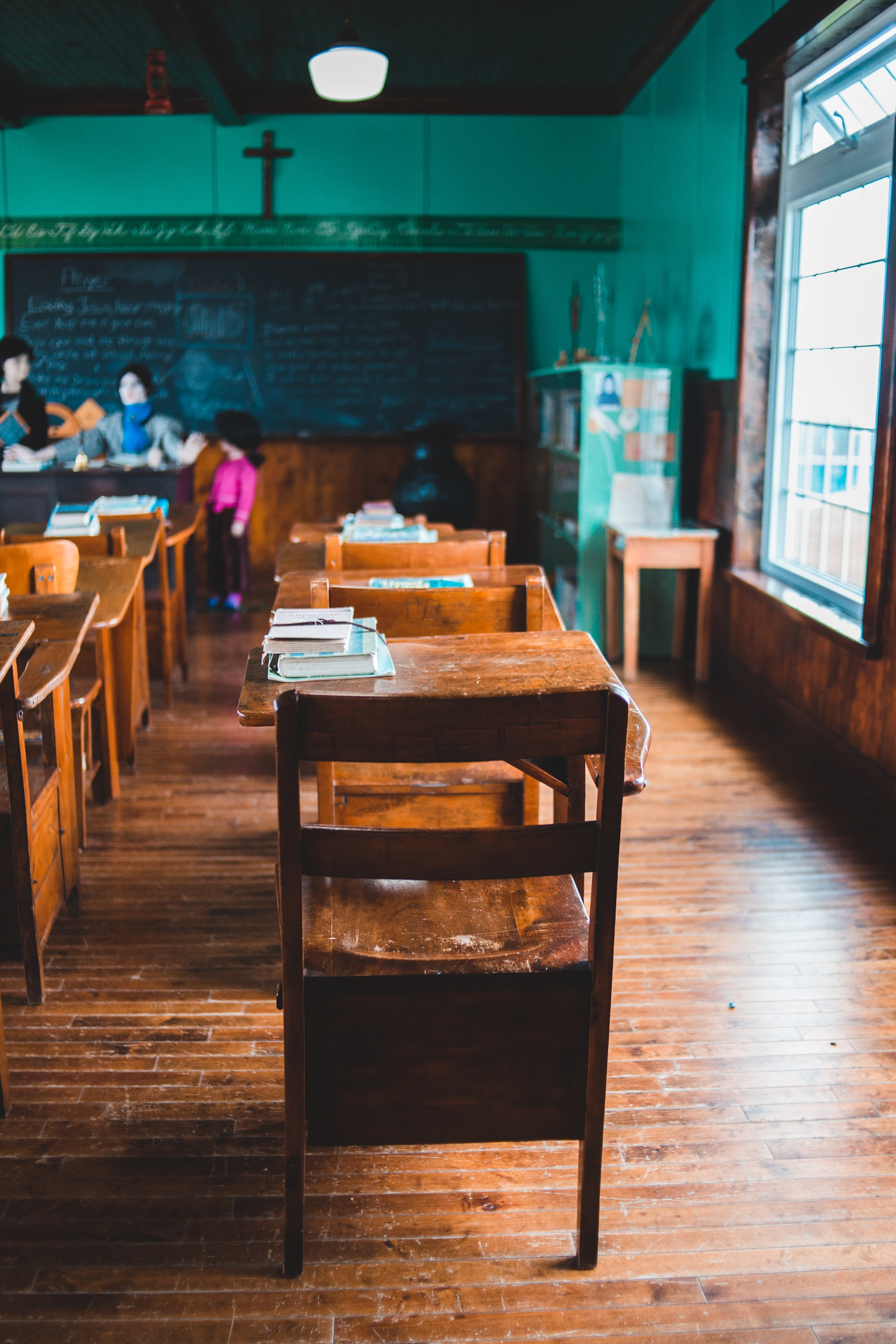 Returning to a traditional classroom setting