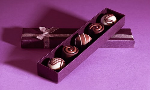 chocolate pickup line